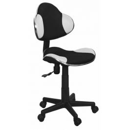 Signal Detská stolička Q-G2 čierno-biela