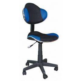 Signal Detská stolička Q-G2 čierno-modrá