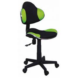 Signal Detská stolička Q-G2 čierno-zelená