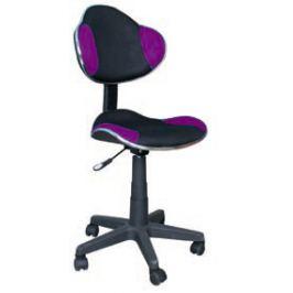 Signal Detská stolička Q-G2 fialovo-čierna