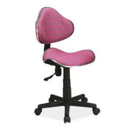 Signal Detská stolička Q-G2 ružový vzor