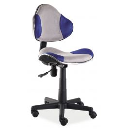 Signal Detská stolička Q-G2 modro-sivá