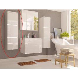 Tempo Kondela Kúpelňová zostava Mason biela Kúpelňová zostava Mason: skrinka vysoká biela 30x110x31
