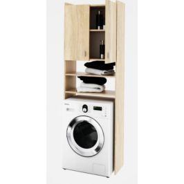 Tempo Kondela Kúpelňa Natali Natali: skrinka na práčku typ 1 dub sonoma