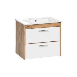 ArtCom Kúpeľňová zostava IBIZA | biela Ibiza: skrinka pod umývadlo Ibiza 820 -53 x 60 x 46 cm