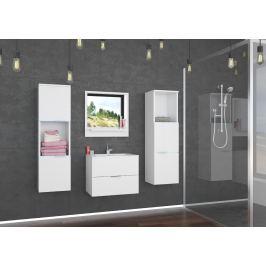 ArtAdr Kúpeľňová zostava Lauro Farba: Biela