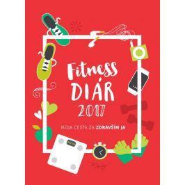 Fitness Diár 2017 Moja cesta za zdravším ja