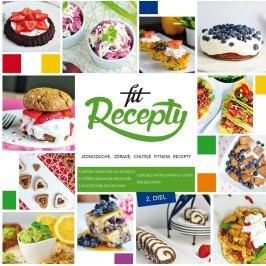 Fit Recepty 2 - Lucia Wagnerová