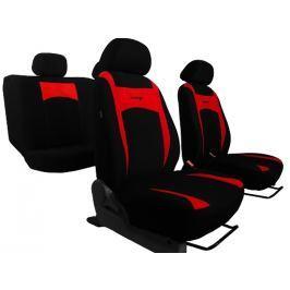 Autopoťahy Design červené