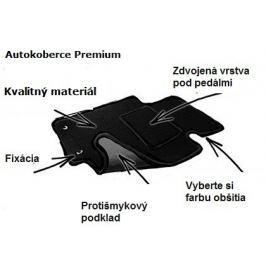 Autokoberce premium  Mercedes B - CLASS W246 2011->