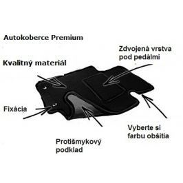 Autokoberce premium Renault Captur 2013->
