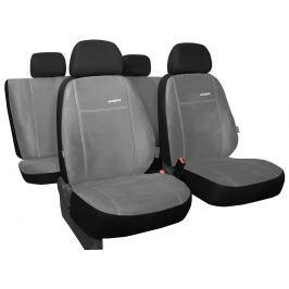 Autopoťahy Alcantara  Comfort  šedé