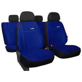 Autopoťahy Alcantara  Comfort  modré