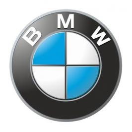 3D CAR LOGO BMW
