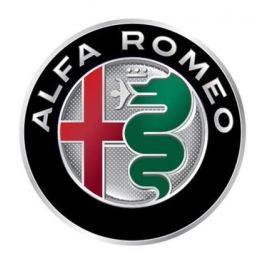 3D CAR LOGO ALFA ROMEO
