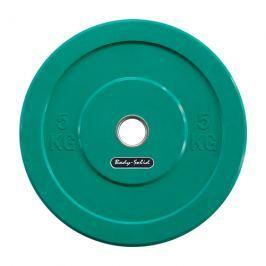 BODY SOLID olympijský kotúč BUMPER 2x5kg