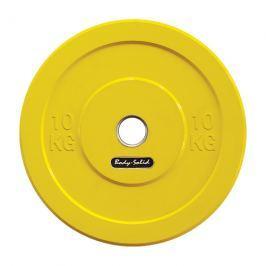 BODY SOLID olympijský kotúč BUMPER 2x10 kg