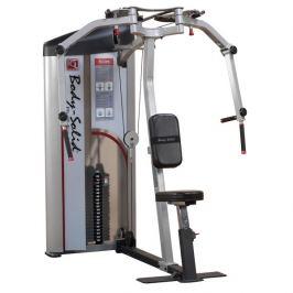BODY SOLID S2PEC PEC FLY - stroj na prsia a deltový sval 75 kg
