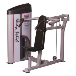 BODY SOLID S2SP SHOULDER PRESS - stroj tlaky na ramená 95 kg