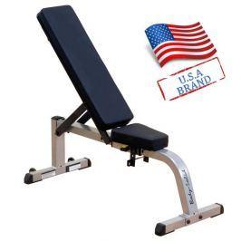 Body Solid polohovateľná lavička GFI21