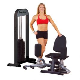 Body Solid Inner and Outer Thigh Machine GIOT-STK