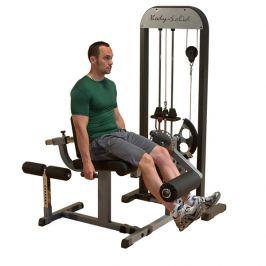 Body Solid Ext. a Leg Curl GCEC-STK - predkop. a zákop.