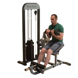 Body Solid AB a Back machine GCAB-STK - stroj na brucho a chrbát