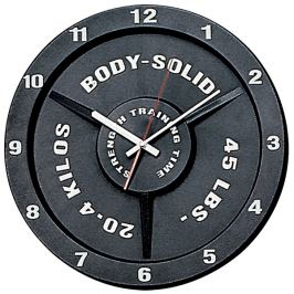 Hodiny do posilňovne BODY SOLID Training time clock