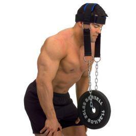 Popruh BODY SOLID na precvičovanie krčnych svalov