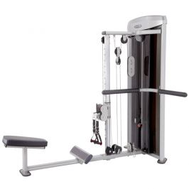 Mega Power STEELFLEX 3D Back Row Machine M3DBR