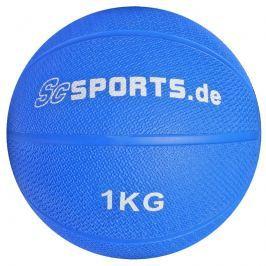 Medicinbal SCSPORTS.de 1 kg modrý