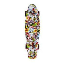 PENNYBOARD MULTICOLOR NILS EXTREME