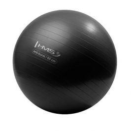 ANTI-BURST Gymnastická lopta YB02 - 65 cm čierna