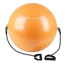 ENERGETIC - Fitness lopta s expanderom 65 cm vrátane pumpičky*