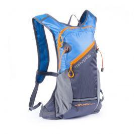 TRAVERSE - Cyklistický a bežecký batoh 7l modrý, vodeodolný*
