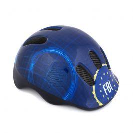 Detská cyklistická prilba FBI 48-52 cm*