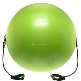 Gymnastická lopta s expandérom LIFEFIT Gymball EXPAND 65 cm