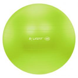 Fitlopta LIFEFIT ANTI-BURST 85 cm, zelená
