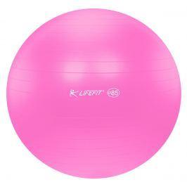 Fitlopta LIFEFIT ANTI-BURST 85 cm, ružová