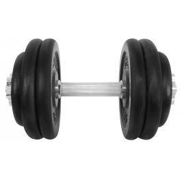 Činka nakladacia LIFEFIT, jednoručná 27 kg