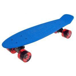 Penny board 22 SULOV RETRO VENICE modro-tr.červený
