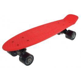 Penny board 22 SULOV RETRO VENICE červeno-tr.černý