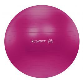 Fitlopta LIFEFIT ANTI-BURST 65 cm, bordová