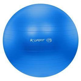 Fitlopta LIFEFIT ANTI-BURST 75 cm, modrá