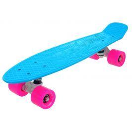 Penny board 22 SULOV NEON SPEEDWAY sv.modrá-ružový