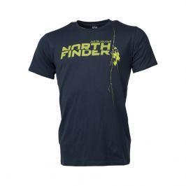 Pánske tričko Northfinder Damari - grey