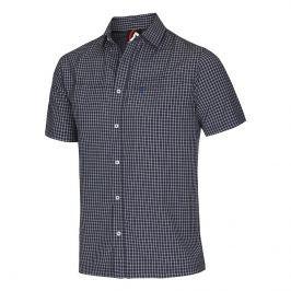 Pánska outdoorová košeľa Northfinder Nicholas - navy
