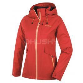 Dámska outdoor bunda Husky Lasty L červená