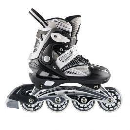 Detské korčule Nils Extreme NA0326A - čierne