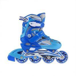 Detské korčule Nils Extreme NA0326A - modré